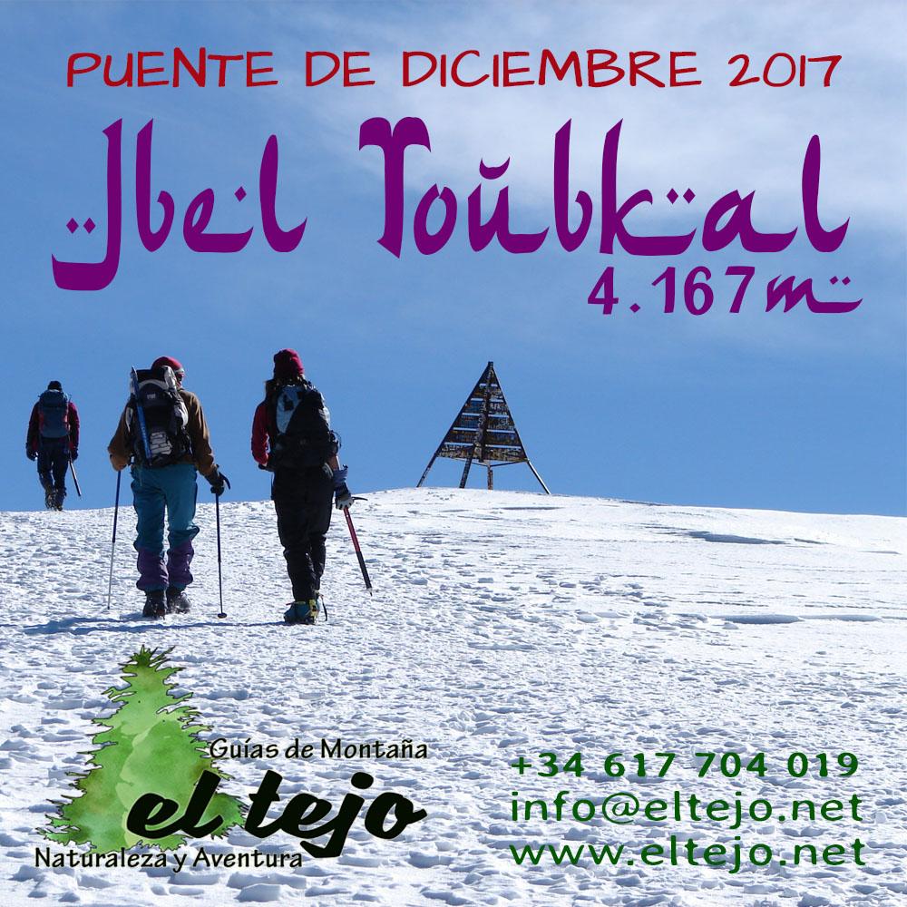 eltejo - TOUBKAL Puente de Diciembre