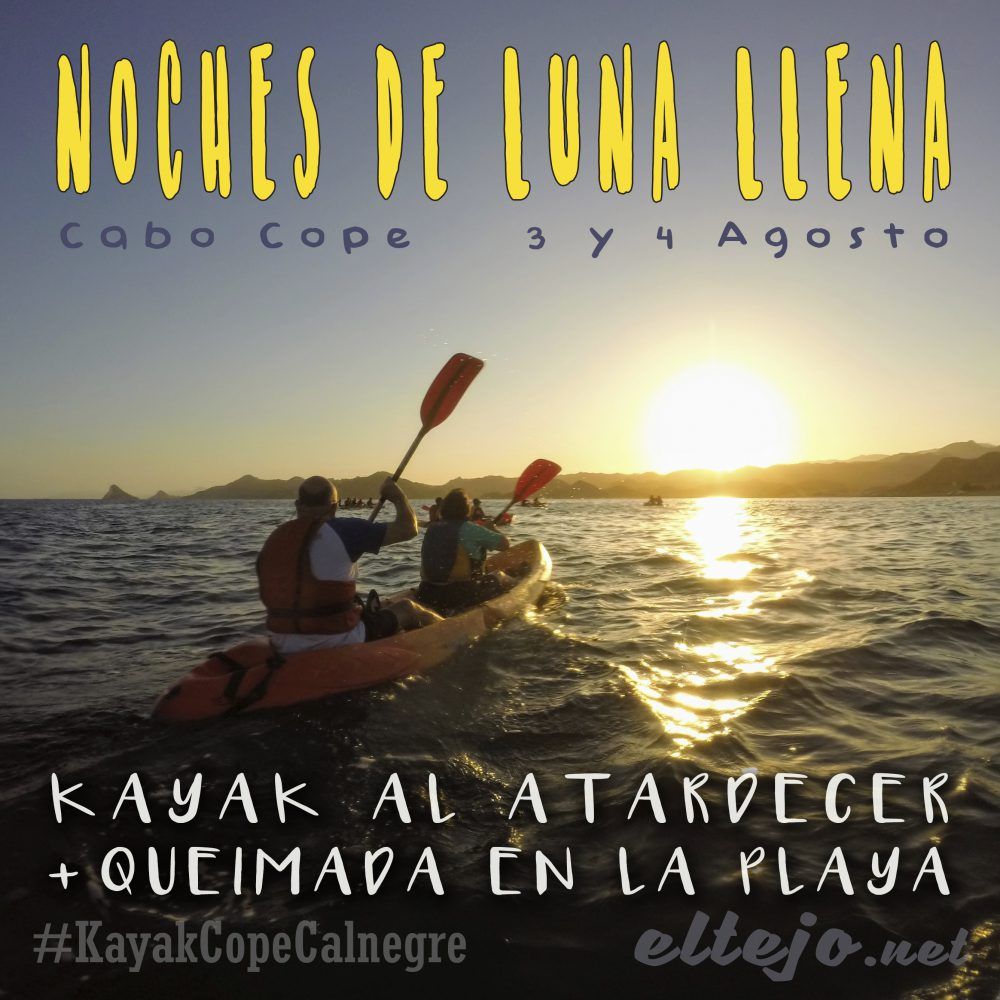 Kayal Luna Llena Agosto 2020